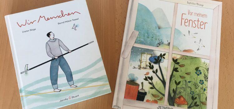 Inspiration durch Bilderbücher – zum Weiterdenken und Gestalten für Erzählwege