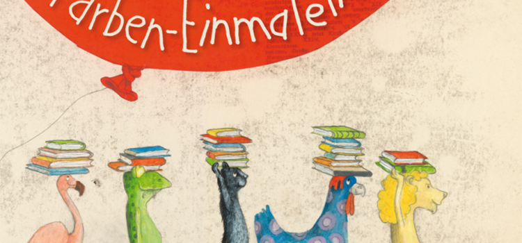 """Bunte Ideen rund um das """"Farben-Einmaleins"""""""